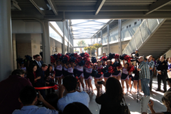 Montgomery Middle School Ribbon Cutting Ceremony