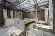 Efficient thermal displacement ventilation system at San Diego's Montgomery Middle School