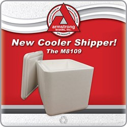 New Cooler Shipper from Armstrong