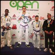 Devon Delbrugge, Baltimore Jiu Jitsu Champion Double Medals at the...