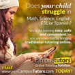 myCampusTutors Launches Dynamic Online Tutoring Service in Central...