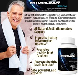 Natural body Defense Support