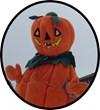 "The Great Pumpkin Farm's world famous ""Pumpkin Man"""