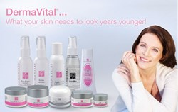 Dermavital Skincare from the makers of The Derma Wand