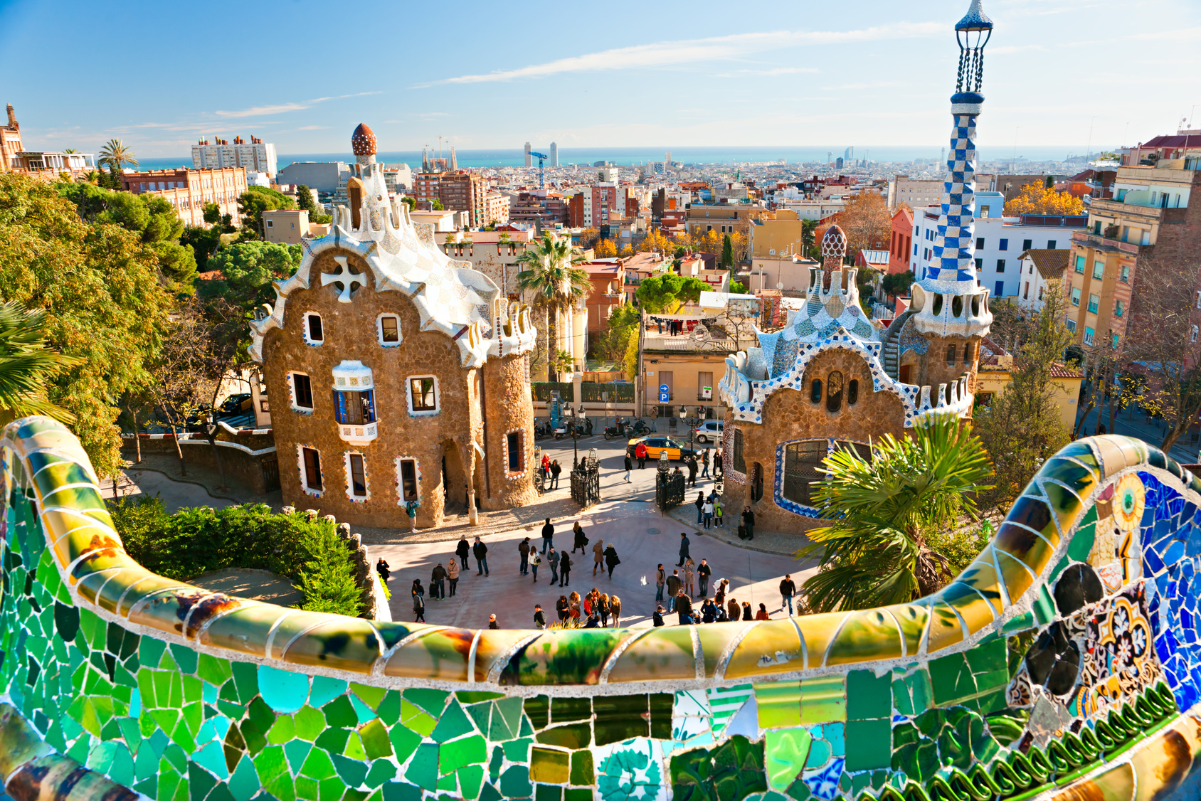 Increased visitor numbers as Barcelona continues recovery ...
