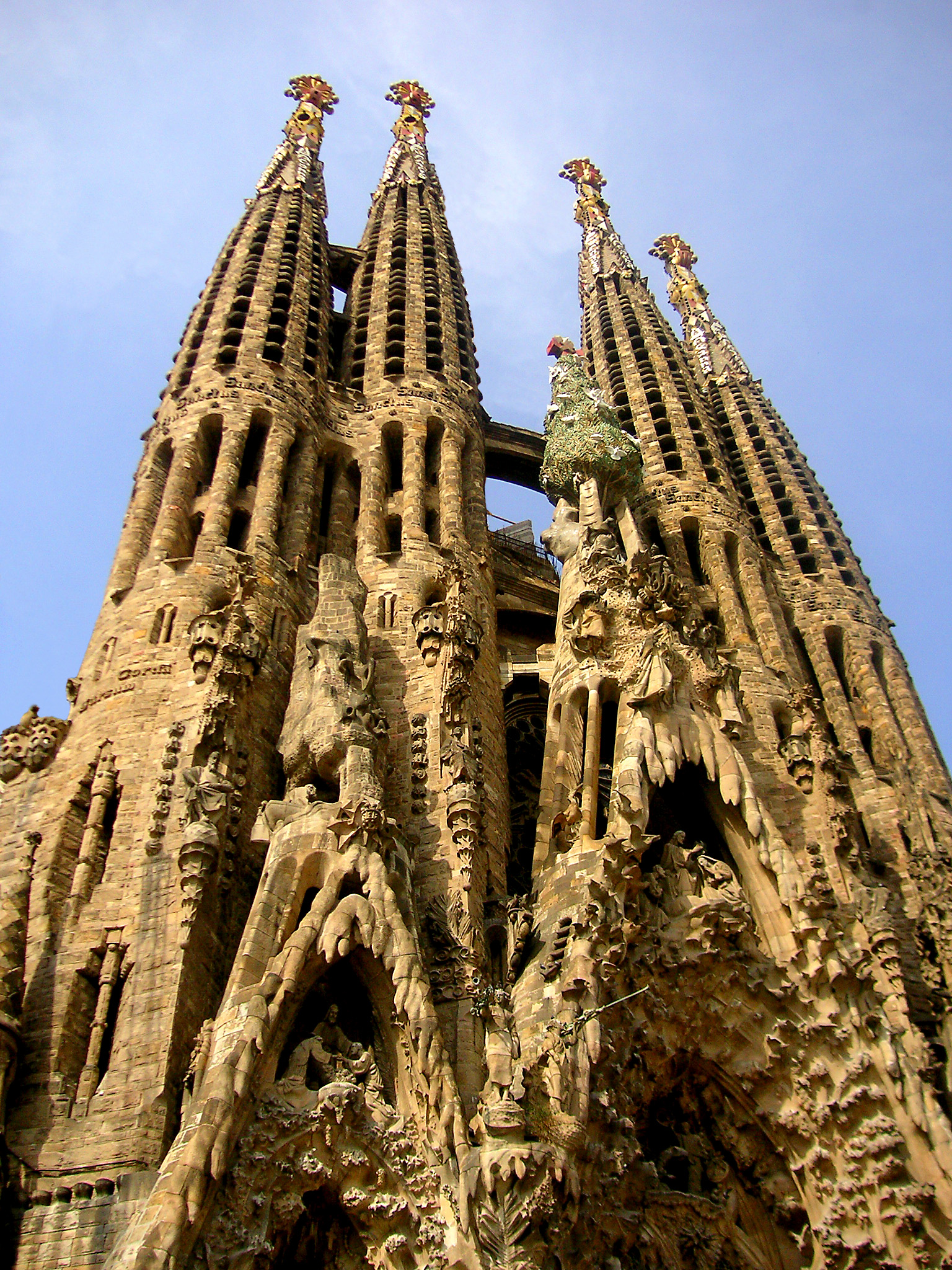 Sagrada Familia: Increased Visitor Numbers As Barcelona Continues Recovery