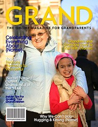 Grandparents Personalized Magazine Cover from YourCover