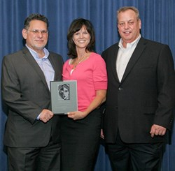 DJS Communications receives IABC award