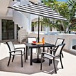 Telescope Casual Bazza 5 Piece Patio Dining Set