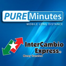 Pure Minutes and InterCambio Express Alliance