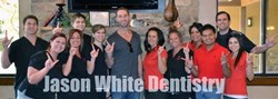 Dr. Jason P. White and the staff at his dental practice