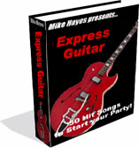 guitar techniques how express guitar