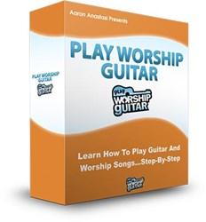 christian guitar lessons how play worship guitar