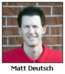 Top Echelon Chief Content Officer Matt Deutsch