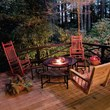 High Hampton Inn offers a selection of cottages with outdoor decks