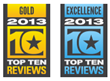 Top Ten Reviews - Tax Debt Relief Services