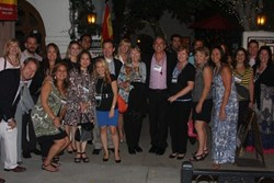 Montrose Corporate Travel 'Drink, Dine and Dash' Event