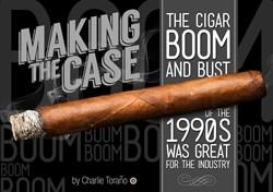 cigar boom, torano cigars, cigar industry