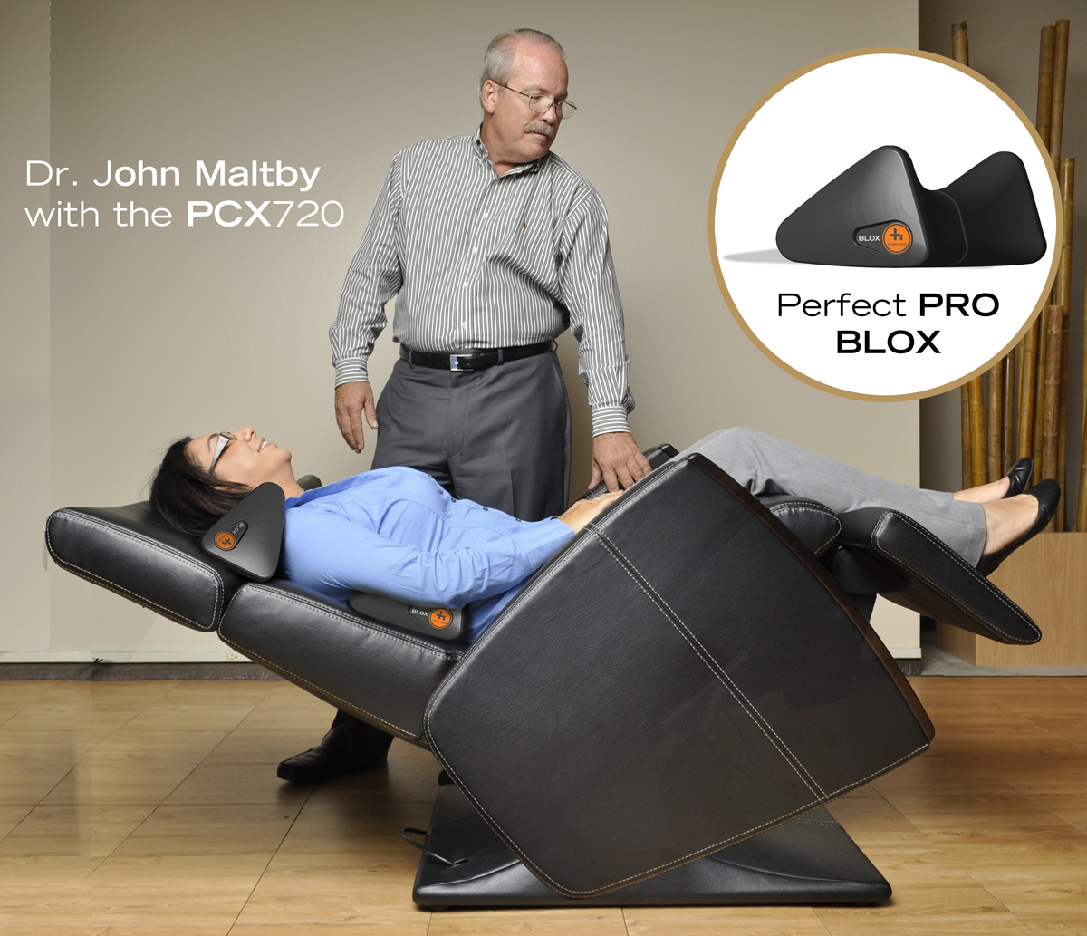 Perfect Chair® PCX 720 And Perfect PRO BloxPerfect Chair® PCX 720 And  Perfect PRO Blox