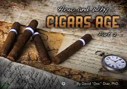 aging cigars, cigar storage, humidors