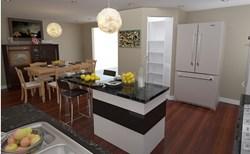 Arcbazar Kitchen Remodeling Contest. 1st Prize: Celeste, France