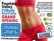 Fountain Valley fitness center