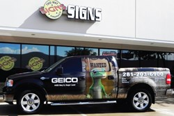 truck wraps houston