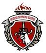 Academy of Fencing Masters logo