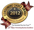 Consumers' Choice Awardconsecutive award year winner
