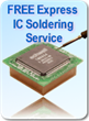Free IC Soldering Service