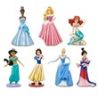 Lovely Disney Princess Play Set Toy Figurines for Little Girls Now...