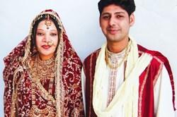 Kamaljeet Singh and his wife Geeta