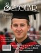 Scholar Magazine Cover from YourCover