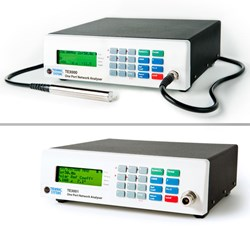 TE-3000 and TE-3001 model impedance analysers and vector network analyzers