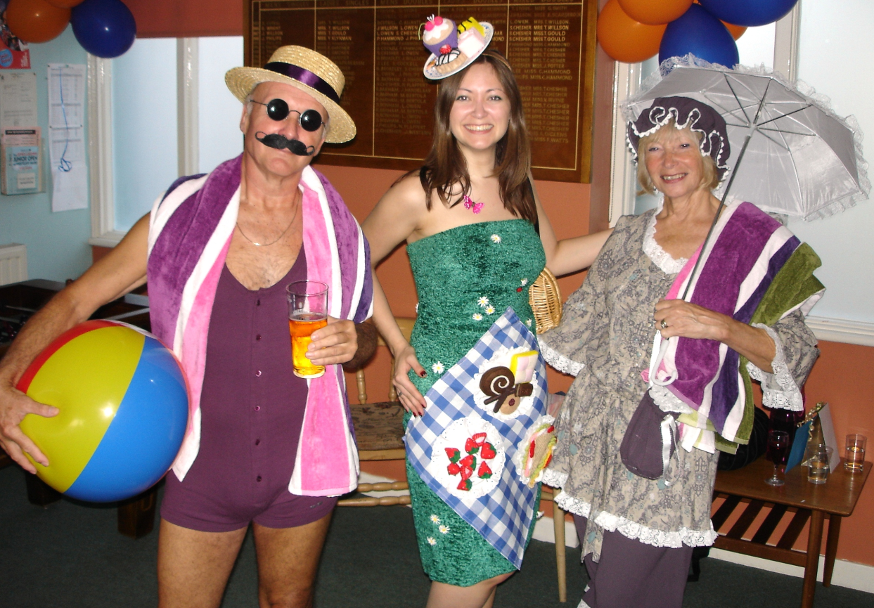 Holiday Themed Fancy Dress Ideas 68