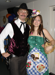 photos of fancy dress party ideas picnic dress and Doc Holliday