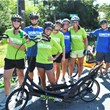 Leisure Fitness & The ElliptiGOs Bike To The Bay to Create A World...