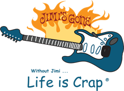 Without Jimi Life is Crap