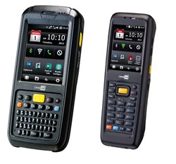 CipherLab Rugged Mobile Computer CP60 and 9200