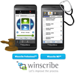 Winscribe MD and Professional Dictation Now Available on BlackBerry® 10