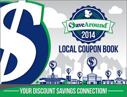 SaveAround 2014 Coupon Book