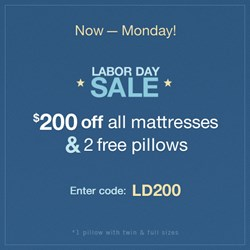 Amerisleep Announces Labor Day Mattress Sale on Memory Foam & Adjustable Beds