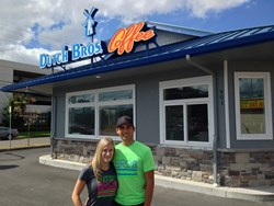 Longview Dutch Bros. Coffee