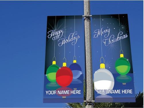 the largest west coast light pole banner provider eyes