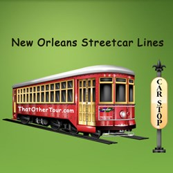 New Orleans St Charles Streetcar Lines App