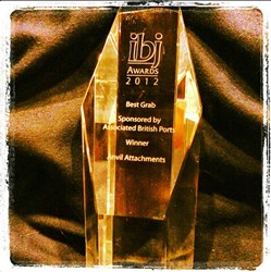 Anvil Attachments wins 2012 IBJ awards