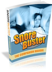 how to get rid of snoring how snore buster