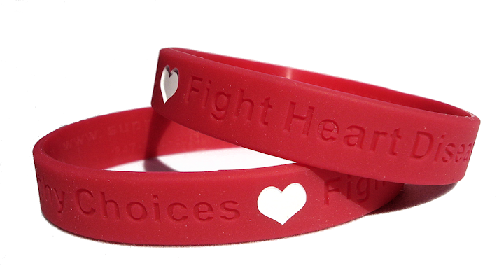 Quot Healthy Choices Fight Heart Disease Quot Is The Message