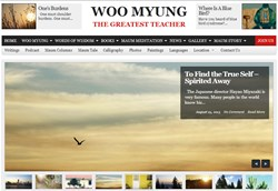 Woo Myung Official Homepage