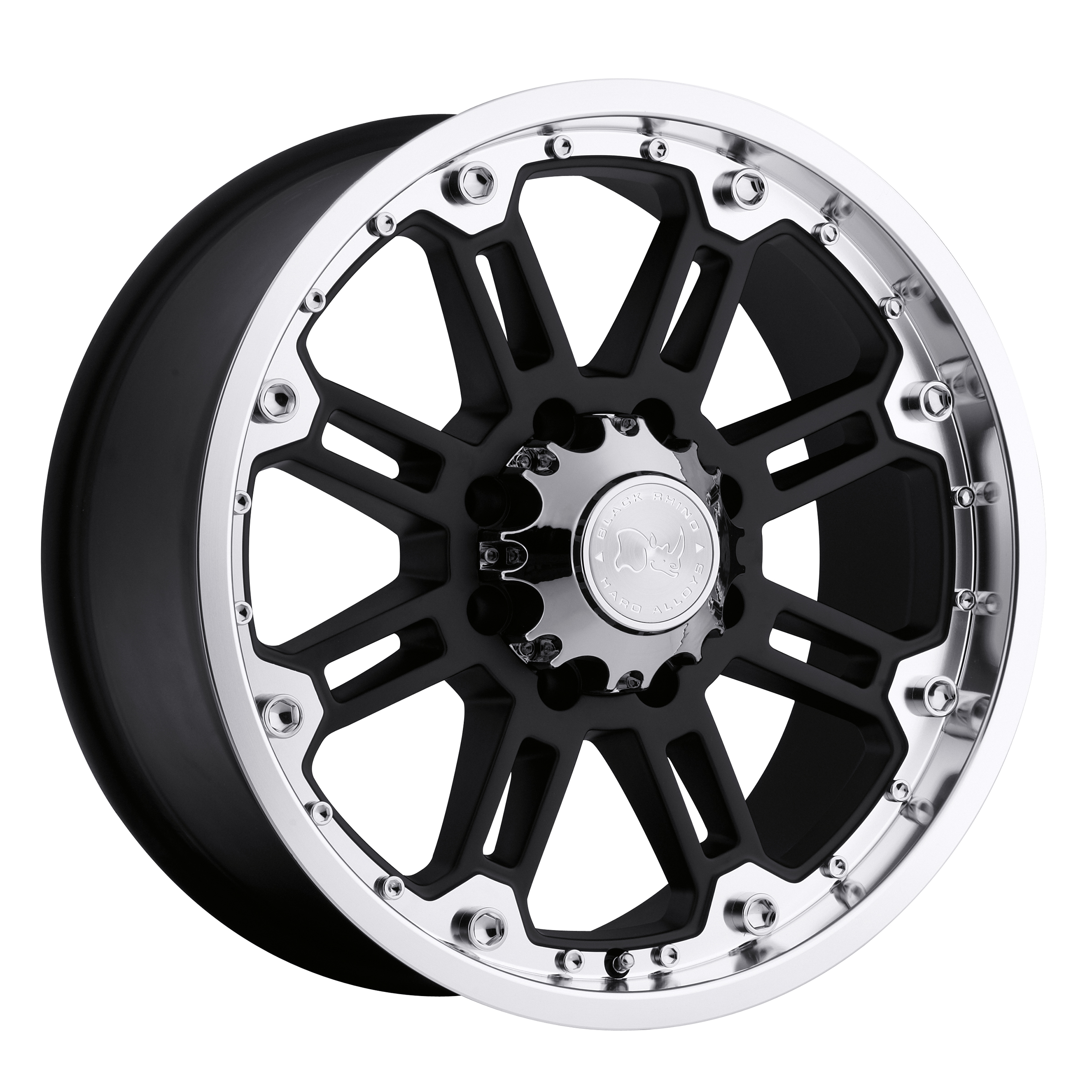 Ford Truck Enthusiasts >> Black Rhino Wheels Now Offers 14 Models Engineered for ...